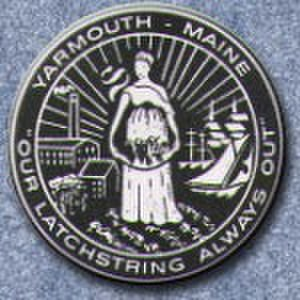 Yarmouth, Maine - Image: Seal of Yarmouh, Maine