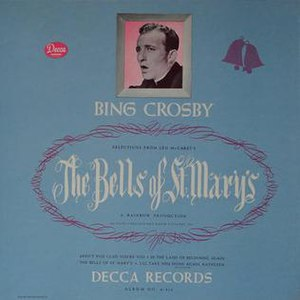 Selections from The Bells of St. Mary's - Image: Selections from The Bells of St. Mary's (album cover)