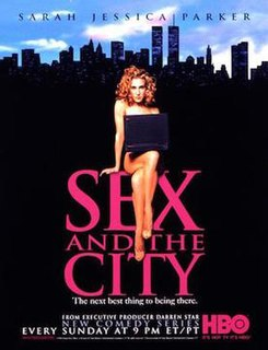 <i>Sex and the City</i> (season 1) Season of television series