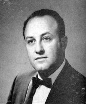 Seymour Schwartzman - Image: Seymour Schwartzman (cantor)