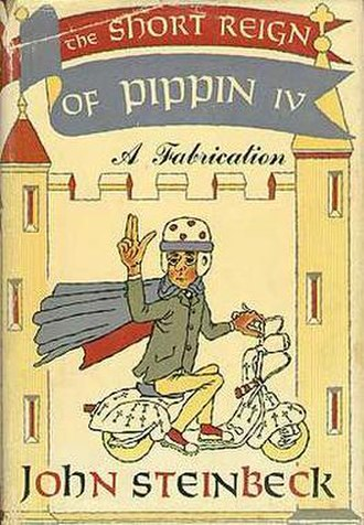 The Short Reign of Pippin IV - Cover of first US edition