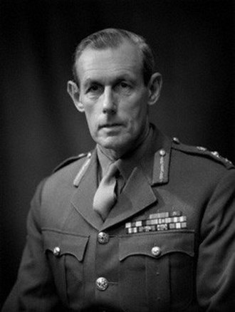 Michael Carver, Baron Carver - Image: Sir Michael Carver in 1967