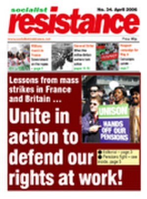 Socialist Resistance - Socialist Resistance was launched in 2002