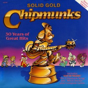 Solid Gold Chipmunks