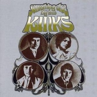 Something Else by The Kinks - Image: Something Else Kinks Cover