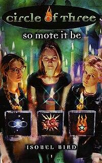 <i>Circle of Three</i> book by Michael Thomas Ford