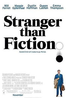 Stranger Than Fiction (2006 movie poster).jpg