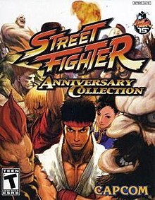 Street Fighter Anniversary Collection Wikipedia