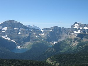 Waterton Lakes National Park - Image: Summit Hike