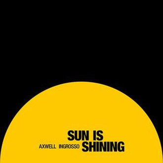 Axwell and Ingrosso — Sun Is Shining (studio acapella)