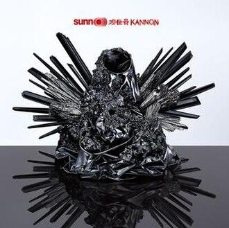Kannon (album) - Image: Sunn O))) Kannon