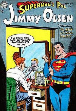 Superman's Pal Jimmy Olsen - Image: Supermans Pal Jimmy Olsen 1