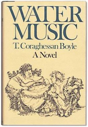 Water Music (novel) - First edition