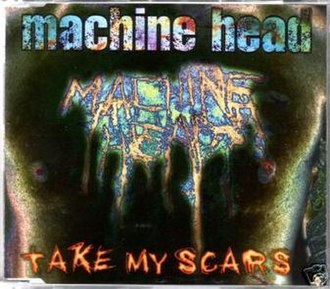 Take My Scars - Image: Take My Scars Cover