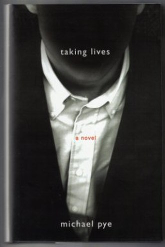 Taking Lives - Hardcover edition