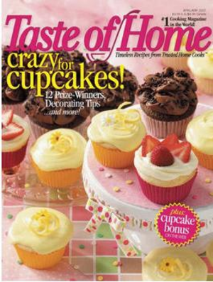 Taste of Home - Image: Taste of home magazine cover