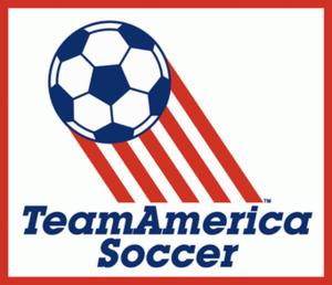 Team America (NASL) - Image: Team america logo