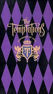 <i>Emperors of Soul</i> 1994 box set by The Temptations
