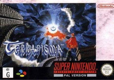 Picture of a game: Terranigma