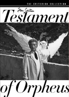 <i>Testament of Orpheus</i> 1960 film by Jean Cocteau