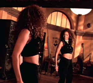 "That's the Way Love Goes (Janet Jackson song) - Jackson dancing in the ""That's the Way Love Goes"" video (pictured)."