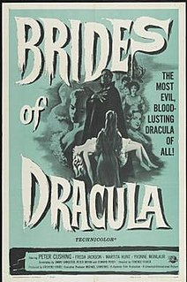 1960 film by Terence Fisher