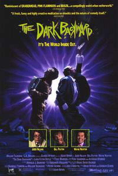 Picture of a movie: The Dark Backward