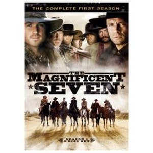 The Magnificent Seven (TV series) - Image: The Magnificent Seven TV
