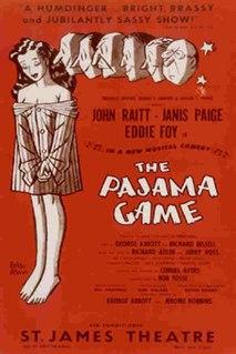 <i>The Pajama Game</i>