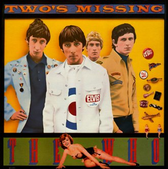 Two's Missing - Image: The Who Twos Missing