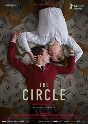 The Circle (2014 film) - Image: The Circle (2014 film), poster