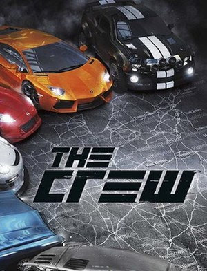 The Crew (video game) - Image: The Crew box art