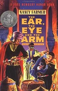 Image result for the ear the eye and the arm