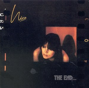 The End... - Image: The End...(Nico album) coverart