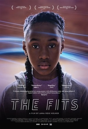 The Fits (film) - Theatrical release poster