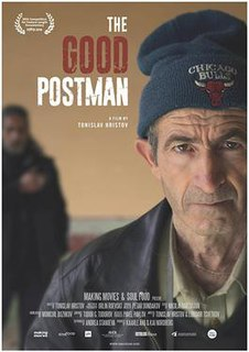 <i>The Good Postman</i> 2016 film by Tonislav Hristov