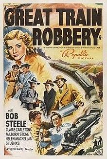 the great train robbery 1941 film wikipedia