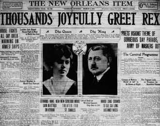 New Orleans Item-Tribune - The New Orleans Item, March 7, 1916