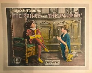 <i>The Prince and the Pauper</i> (1920 film) 1920 film