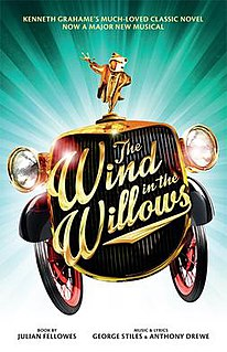 <i>The Wind in the Willows</i> (musical) musical