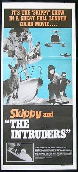 The Intruders (1969 film) - Film poster