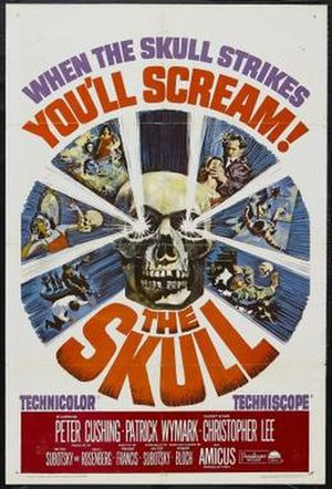 The Skull - Image: Theskullposter