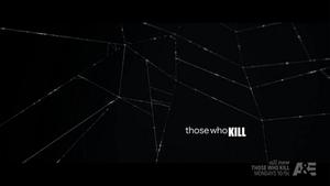 Those Who Kill (U.S. TV series) - Image: Those Who Kill (U.S.) Intertitle