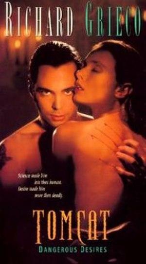 Tomcat: Dangerous Desires - VHS cover