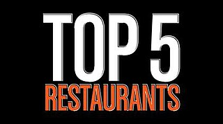 <i>Top 5 Restaurants</i> US television program