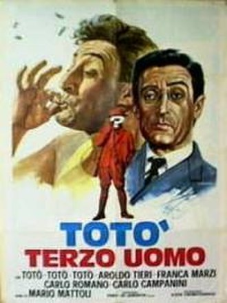 Toto the Third Man - Film poster