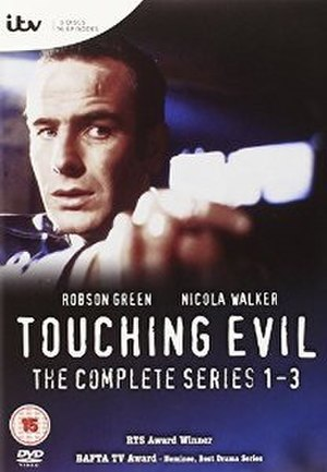 Touching Evil - DVD cover