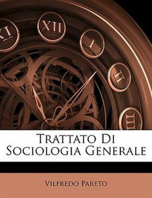 The Mind and Society - Italian cover