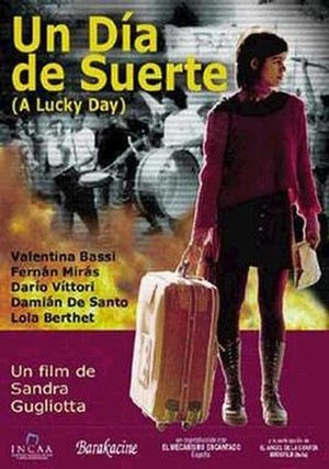 A Lucky Day - Theatrical release poster