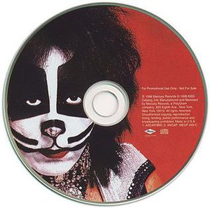 Psycho Circus (song) - Four different versions of the single exist, featuring a different member of the band pictured on the cover.